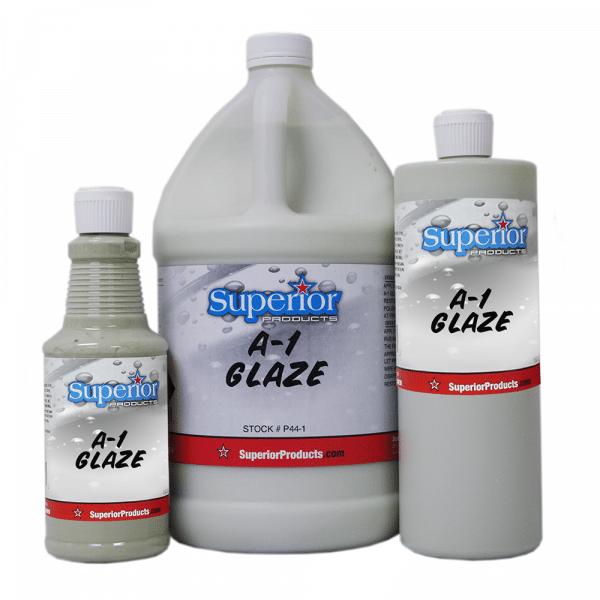 A-1 Glaze - Wax