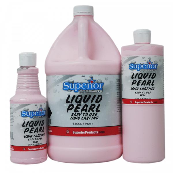 Liquid Pearl Wax