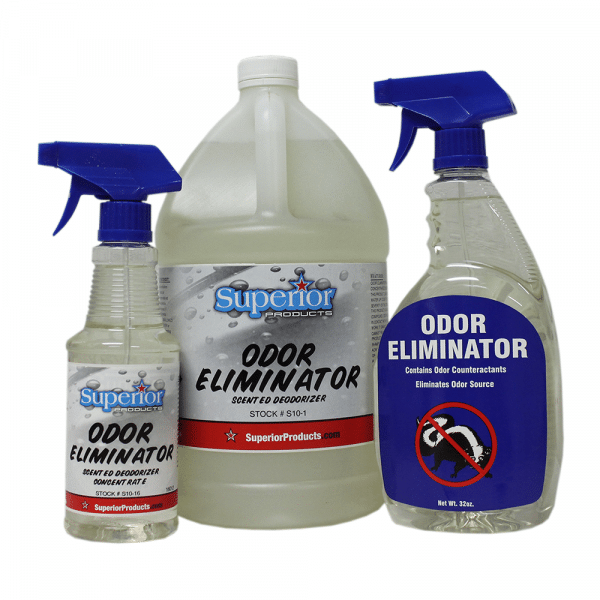 Odor Eliminator - Interior
