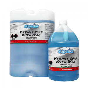 Vehicle Soap with Wax - Soap