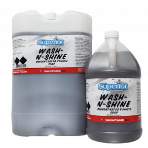Wash-N-Shine - Soap