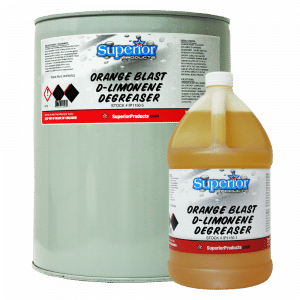 Orange Blast - Degreaser