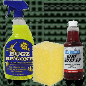 Bugz & Exterior Kit