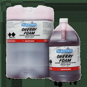 Cherry Foam