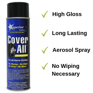 Cover All High-Gloss Aerosol