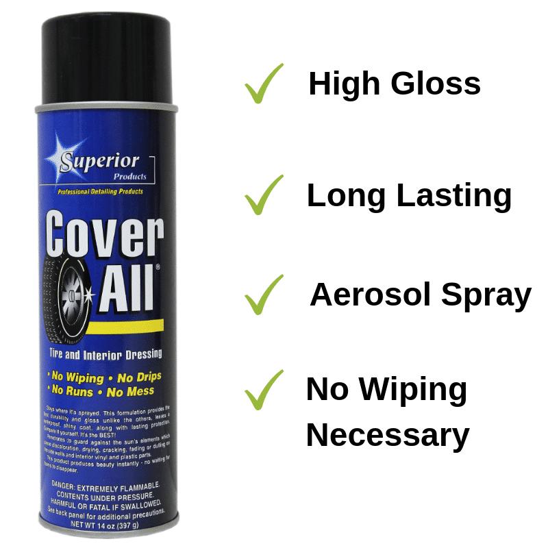Cover All High-Gloss Aerosol